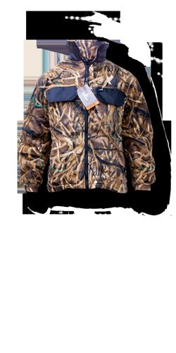 изображение Куртка «Рысь» для активного отдыха